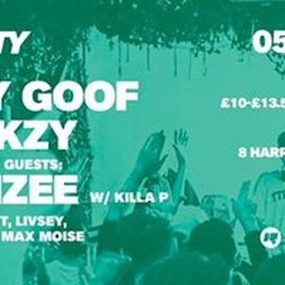 1Forty #3 – Mint Club – Holy Goof, Slimzee w/ Killa P & Darkzy