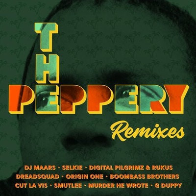 The Peppery EP Remixes